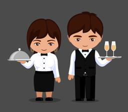 Waiter/ Waitress job at a Restaurant