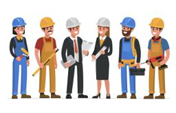 Construction assistant job at a Construction