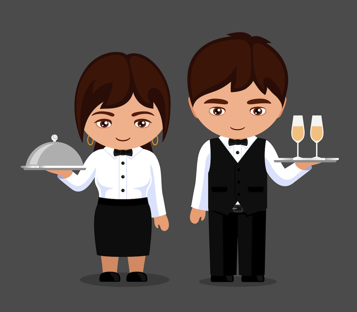 Restaurant (Waiter/ Waitress)
