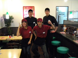 Kitchen server job at a Restaurant