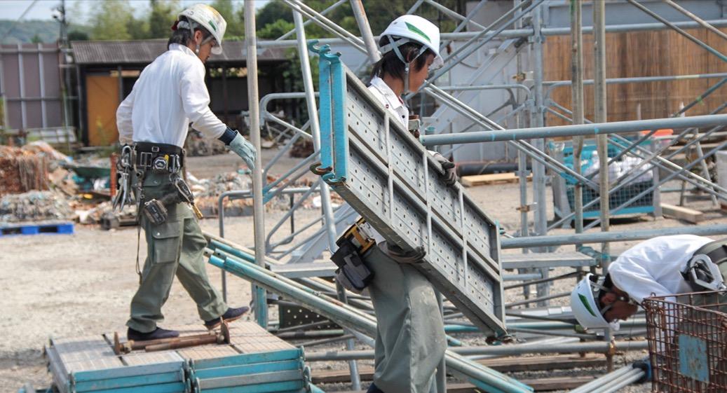 ဆောက်လုပ်ရေးလုပ်ငန်း (ဆောက်လုပ်ရေးလက်ထောက်)