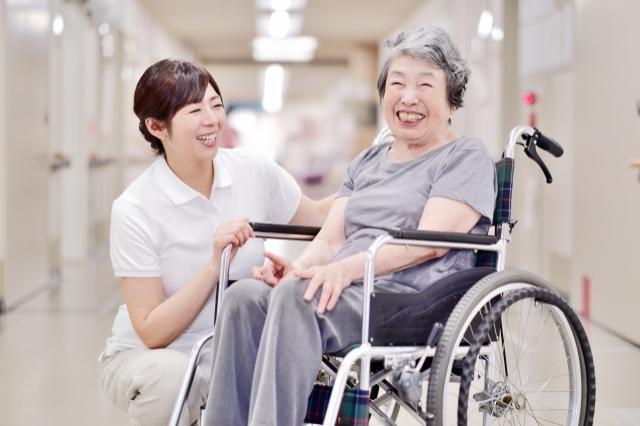 老年家庭護理 (照護人員)